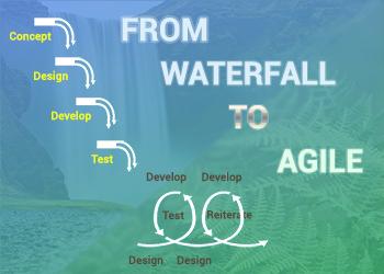 Waterfall Agile